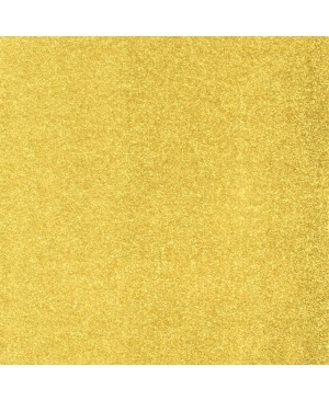 Putgumė su blizgučiais lipni, A4, aukso (63), 1 vnt.