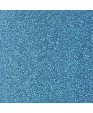 Putgumė su blizgučiais lipni, A4, šviesi mėlyna (47), 1 vnt.