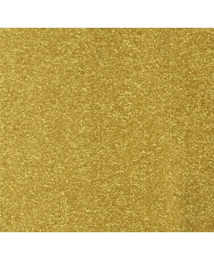 Putgumė su blizgučiais lipni, A4, geltono aukso (13), 1 vnt.