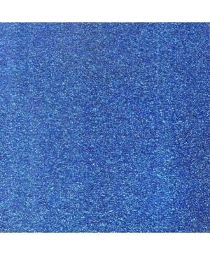 Putgumė su blizgučiais lipni, A4, mėlyna (49), 1 vnt.