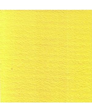Putgumė pliušo paviršiumi, A4, geltona (11), 1 vnt.