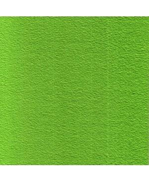 Putgumė pliušo paviršiumi, A4, šviesi žalia (23), 1 vnt.