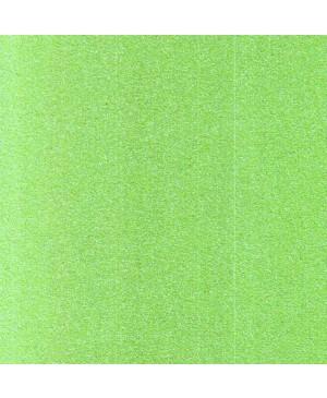 Putgumė su blizgučiais, A4, žalia (23), 1 vnt.