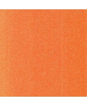 Putgumė su blizgučiais, A4, oranžinė (17), 1 vnt.