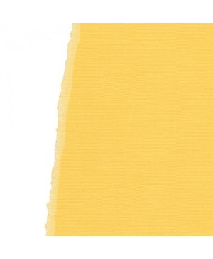 "Faktūrinis skrebinimo popierius ""Light Canary"", 216g/m2, 30.5x30.5cm, 1 vnt."