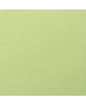 "Faktūrinis skrebinimo popierius ""Mint Green"", 230g/m2, 30.5x30.5cm, 1vnt."