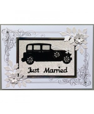 Kirtimo forma Wedding Vintage Car