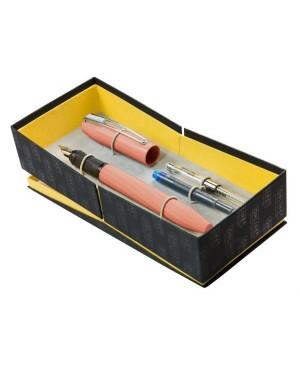 Parkeris Online Slope Sunny Peach  persikų rausvos spalvos su dėžute