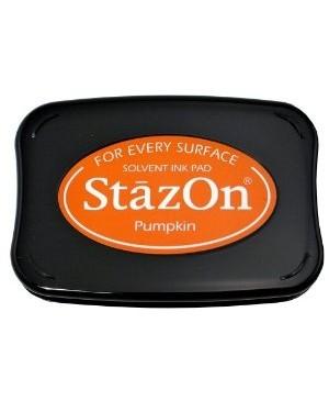 Permanentinė rašalo pagalvėlė StazOn Pumpkin