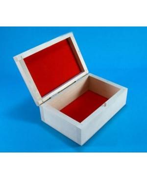 Dėžutė su įklija 12,7 x 8,8 x 4,8 cm