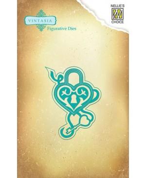 Kirtimo formelės VIND038 Vintasia - Unlock Your Heart