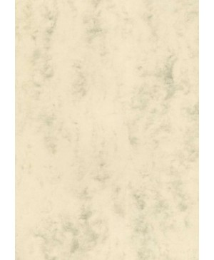 Dekoratyvus popierius W18, A4, 200 g/m², marmurinis gelsvas, 1 vnt.