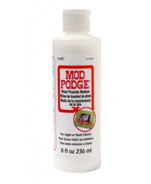 Mod Podge Photo Transfer mediumas 236ml