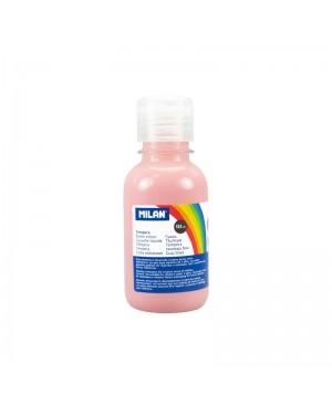 Guašas Milan 125 ml. šviesiai rožinės sp.
