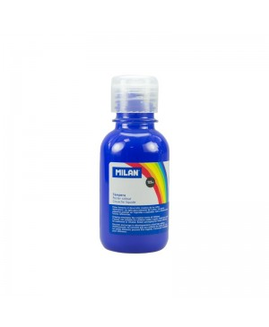 Guašas Milan 125 ml. ultramarino mėlyna sp.