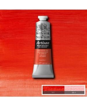Aliejiniai dažai Artisan 37ml 095 cadmium red hue