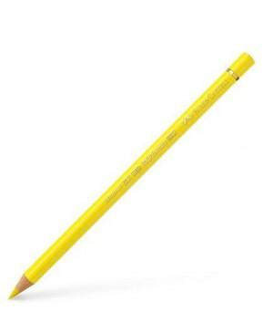 Spalvotas pieštukas Faber-Castell Polychromos 105 light cadmium yellow