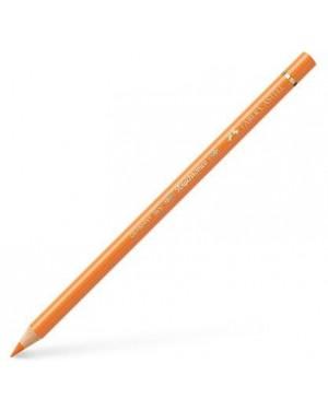 Spalvotas pieštukas Faber-Castell Polychromos 111 cadmium orange