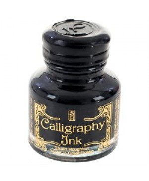 Tušas Manuscript Calligraphy Ink 30ml juodas