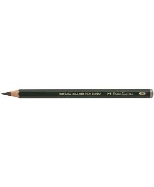 Grafitinis pieštukas Faber-Castell 9000 Jumbo 4B