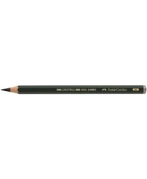 Grafitinis pieštukas Faber-Castell 9000 Jumbo 8B