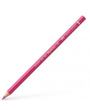 Spalvotas pieštukas Faber-Castell Polychromos 124 rose carmine