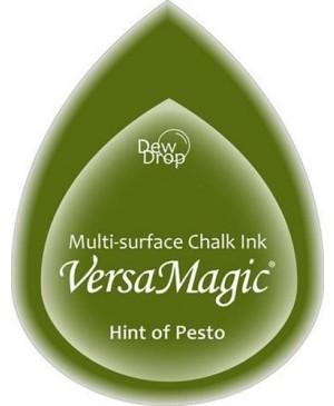 Rašalo pagalvėlė VersaMagic Dew Drop Hint of Pesto žalia