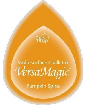 Rašalo pagalvėlė VersaMagic Dew Drop Pumpkin Spice rusva