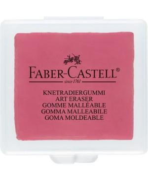 Trintukas minkštas minkomas pastelei Faber Castell Art  su dėžute, spalvotas