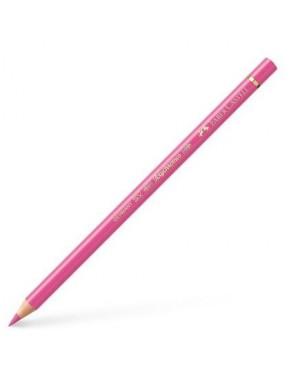 Spalvotas pieštukas Faber-Castell Polychromos 129 pink madder lake