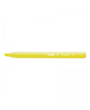 Teksto žymeklis Milan Fluo Junior, kirstu galiuku, 1-4mm, geltonos sp.