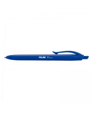Automatinis tušinukas Milan P1 Touch, 1mm, mėlynos sp.