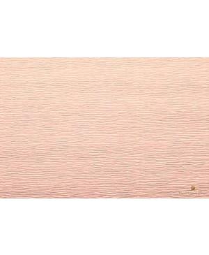 Krepinis popierius 50 cm x 2,5 m, 180 g/m², šviesiai rožinė (17A2) - Koko Loko Rose by Tiffanie Turner