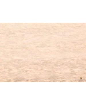 Krepinis popierius 50 cm x 2,5 m, 180 g/m², persikinė (17A5) - Peach by Tiffanie Turner