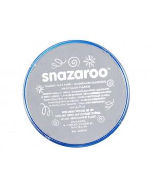 Grimo dažai Snazaroo, 18ml, šviesiai pilki