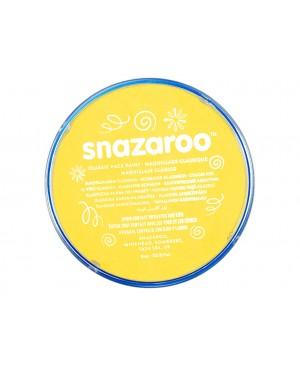 Grimo dažai Snazaroo, 18ml, geltona ryški