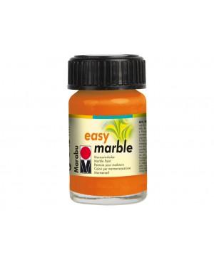 Marmuravimo dažai Marabu Easy Marble 013 orange