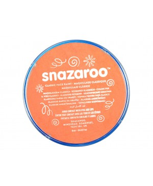 Grimo dažai Snazaroo, 18ml, abrikosų rausva
