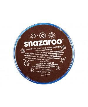Grimo dažai Snazaroo, 18ml, tamsiai rudi