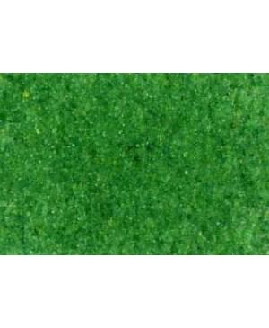 Spalvotas smėlis, 1kg, vidutniškai žalia / medium green (6)