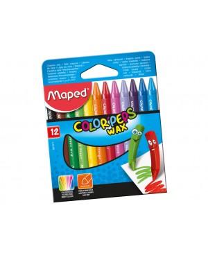 Vaškinė kreidelė Color Peps 12vnt