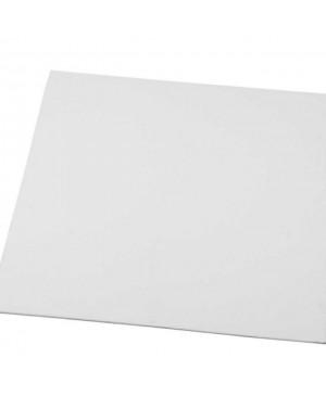 Drobė ant kartono, gruntuota, 30x30 cm