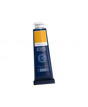 Aliejiniai dažai LB Fine 40ml 198 medium yellow