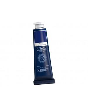 Aliejiniai dažai LB Fine 40ml 095 phthalocyanine blue
