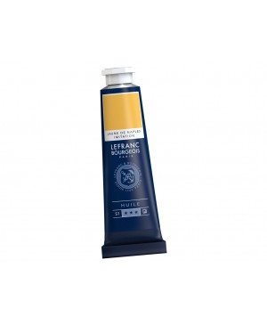 Aliejiniai dažai LB Fine 40ml 190 naples yellow hue