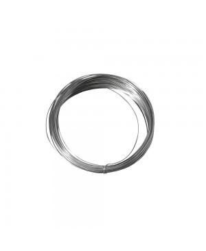 Vielutė, varinė sidabruota, storis 0.6mm, 10m