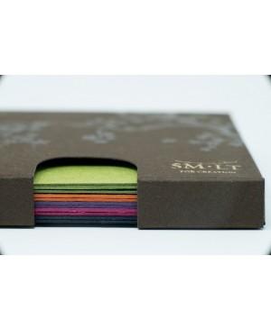 Piešimo kortelės Haikucards dėžutėje, 106.5x147mm, 630gsm, 11vnt., 6 spalvų