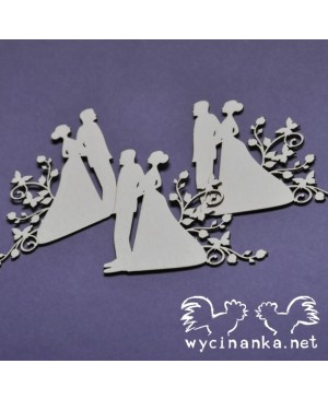Kartono formelė Summer Wedding Couple 4