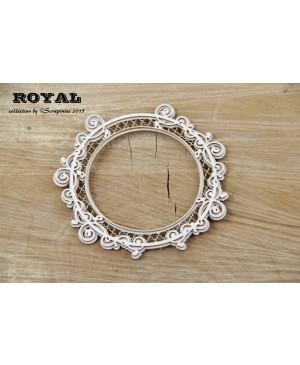 Kartono formelė Royal rėmelis apskritas, 1 vnt.