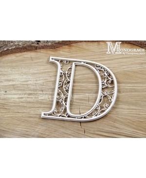 Kartono formelė - Monograce inicialas D, 1 vnt.